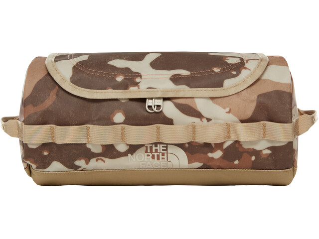 The North Face Base Camp Travel Canister L moab khaki woodchip camo desert print/twill beige